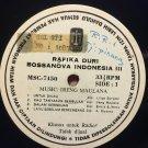 RAFIKA DURI LP Bossa Nova Indonesia vol. III IRENG MAULANA INDONESIA JAZZ BOSSA mp3 LISTEN