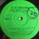 DD RECORDS LP dixie swing jazz INDONESIA MODERN SOUL mp3 LISTEN