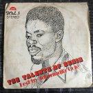 IDEMUDIA COLE & TALENTS OF BENIN LP vol.3 NIGERIA EDO HIGHLIFE mp3 LISTEN