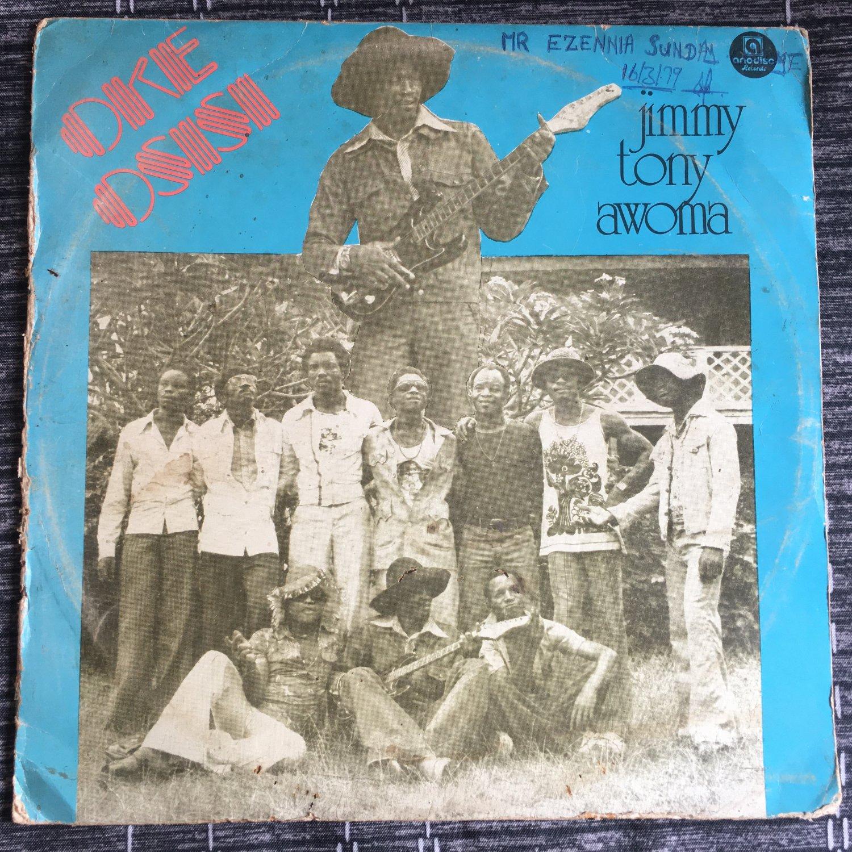 JIMMY TONY AWOMA LP oke osisi NIGERIA mp3 LISTEN