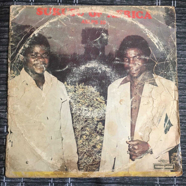SUKUSU OF AFRICA LP same NIGERIA mp3 LISTEN KABAKAR SOUNDS