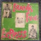 FRANK FYNE'S EXPRESS LP same NIGERIA AFRO FUNK REGGAE mp3 LISTEN