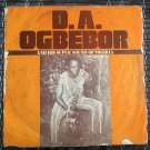 D.A. OGBEBOR & HIS SUPER SOUND LP oh oo o NIGERIA mp3 LISTEN