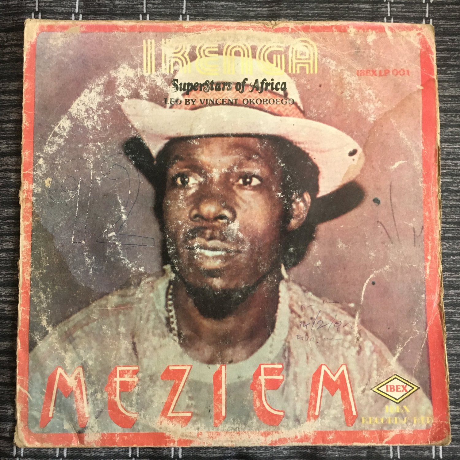 IKENGA SUPERSTARS OF AFRICA LP meziem NIGERIA mp3 LISTEN