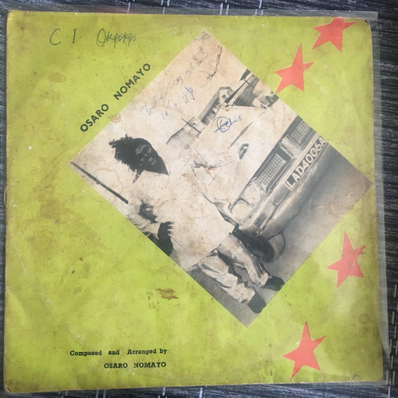 OSARO NOMAYO LP same NIGERIA mp3 LISTEN
