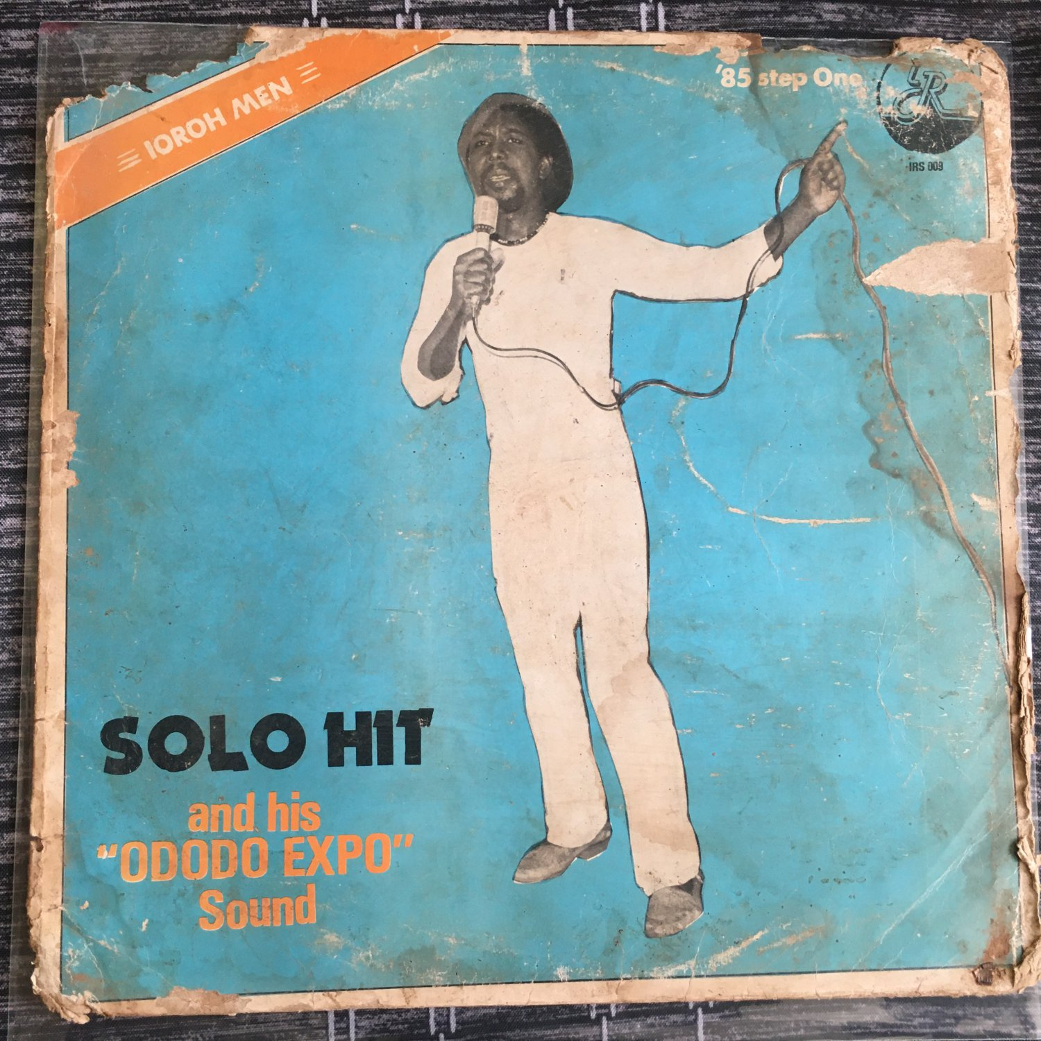 ***SOLO HITS & HIS ODODO EXPO SOUND LP ayegbere NIGERIA mp3 LISTEN