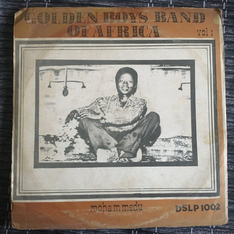 GOLDEN BOYS BAND OF AFRICA LP Mohammedu NIGERIA mp3 LISTEN