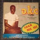 DKC LAGOS & HIS REFORMERS BAND LP adam mie sei NIGERIA HIGHLIFE mp3 LISTEN