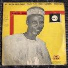 S. AFOLORUNSO & HIS BROTHERS SOUND LP vol. 1 NIGERIA mp3 LISTEN