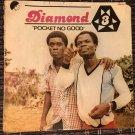 DIAMOND 3 LP pocket no good GHANA COSMIC HIGHLIFE BREAKS mp3 LISTEN