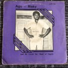 AGU RISKY AND DE LOVERS INT. BAND LP same NIGERIA mp3 LISTEN