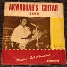 AKWABOAH'S GUITAR BAND LP same GHANA mp3 LISTEN