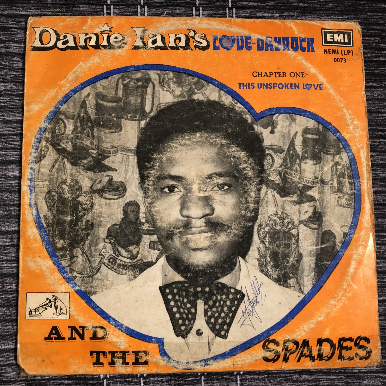 DANIE IAN & THE SPADES LP chapter one NIGERIA mp3 LISTEN