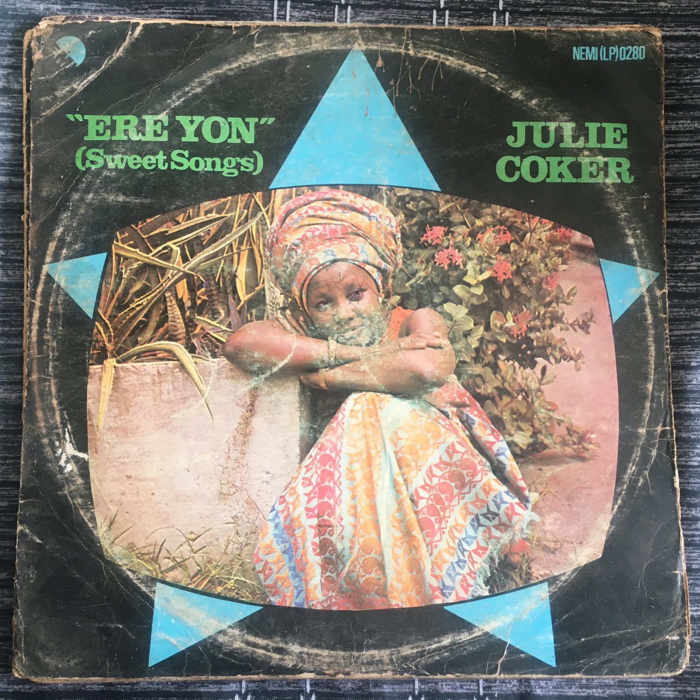 JULIE COKER LP ere yong NIGERIA REGGAE SOUL mp3 LISTEN