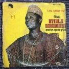 ALHAJI AYINLA OMOWURA & HIS APALA GROUP LP omi tuntun tiru NIGERIA mp3 LISTEN