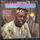 YUSUFU OLANTUJI & HIS SAKARA GROUP LP vol.34 NIGERIA mp3 LISTEN