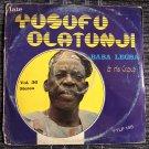 YUSUFU OLANTUJI BABA LEGBA & HIS GROUP LP vol. 36 NIGERIA mp3 LISTEN