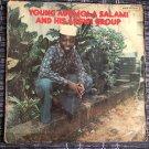 YOUNG ADEMOLA SALAMI & HIS AKEWI GROUP LP same NIGERIA mp3 LISTEN