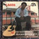 THE BLACK MEGALOS LP Lagos NIGERIA mp3 LISTEN