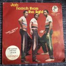 THIRD DEGREE FAMILY LP Jah teach them the light NIGERIA REGGAE mp3 LISTEN