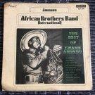 AFRICAN BROTHERS INT LP amanua GHANA mp3 LISTEN
