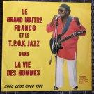 FRANCO LP la vie des hommes CONGO SOUKOUS