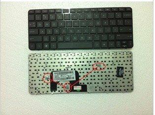 New HP Mini 1103 Laptop US keyboard Black