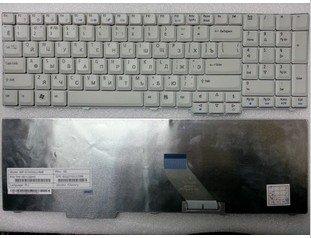 Acer Aspire 7320 7520 7720 7720G 7720Z 7720ZG US Keyboard White