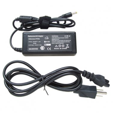 19V 2.1A AC Power Supply Adapter Charger for Samsung N150 N220 N230 N315 Laptop