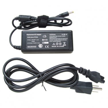 19.5v 4.7A 6.5*4.4mm AC Power Supply Laptop Adapter Charger w/ Power Cord Cable Free Shipping