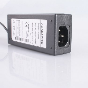 AC / DC Power Supply Adapter Charger For Western Digital WD5000E035-00 HDD 500GB w/ Power Cord Plug