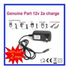 12V 2A Universal AC DC Power Supply Adapter Wall Charger Replace For LG DP371B Portable DVD Player