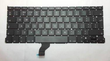 "NEW UK Keyboard for Apple Macbook Pro A1502 13"" 2013 2014 Retina"