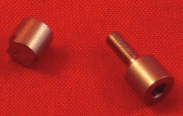 Stainless Steel Blade Stop Tang Pin NUT BOLT