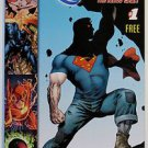 DC Action Comics #1 New 52 Superman and the Men of Steel Preview Issue Justice