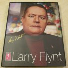 Larry Flynt 8x10 Signed Photo Autographed by Hustler Himself AVN Expo 2007