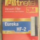 Eureka HF-2 HEPA Vacuum Filter 3M Filtrete Fits Eureka 4800 Series #67802A