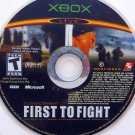 Xbox First to Fight Close Combat Marines Modern Combat Simulator Disc Only