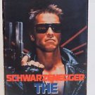The Terminator VHS Arnold Schwarzenegger Linda Hamilton HBO Video 2535