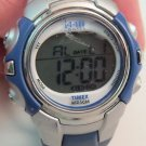 Timex Women's T5J131 1440 Sports Digital Chronograph Blue Resin Strap Watch