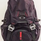 OAKLEY Tactical Field Gear Backpack Black & Red SI Standard Issue Nrly Vintage!