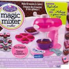 Cool Baker Magic Mixer Maker Pink Red Velvet Cake Brownie Kids Playset 6/2017 NW