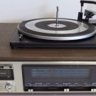 Craig Model 3220 Vintage AM/FM Stereo 8-Track Record Player 70 Watts BSR As-Is