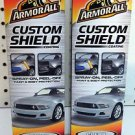 Armor All Custom Shield Coating x2 Lot of Two Clear 14 oz. (28 oz. Total)