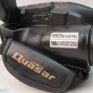 QUASAR VHS Palmcorder 150X Digital Zoom 18X VM-D100 (No Battery)