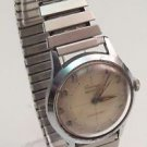 BENRUS Penney's #2155 Wrist Watch 17 Jewel Model DR 23 Swiss Wind-Up Steampunk +