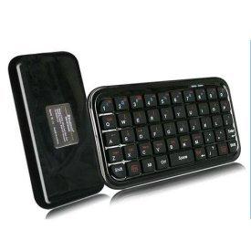 A.E Electronics Wireless MiniBluetooth Keyboard iPad iPhone phone