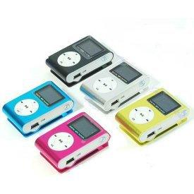 A.E Electronics LCD Player Mini 4 GB MP3 Player GIFT