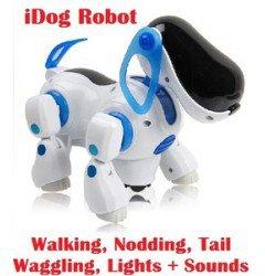 ROBOT DOG Walking Nodding Childrens Pet Puppy