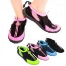 F2 Pack Slip On Water Aqua Shoes Size - Perfect for Yoga, Beach, Pool